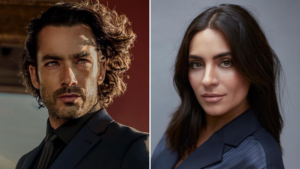 Aaron Diaz & Ana Brenda Contreras To Star In Crime Series 'Todo La Sangre' For Pantaya, Starzplay, Spiral International & Fremantle Mexico