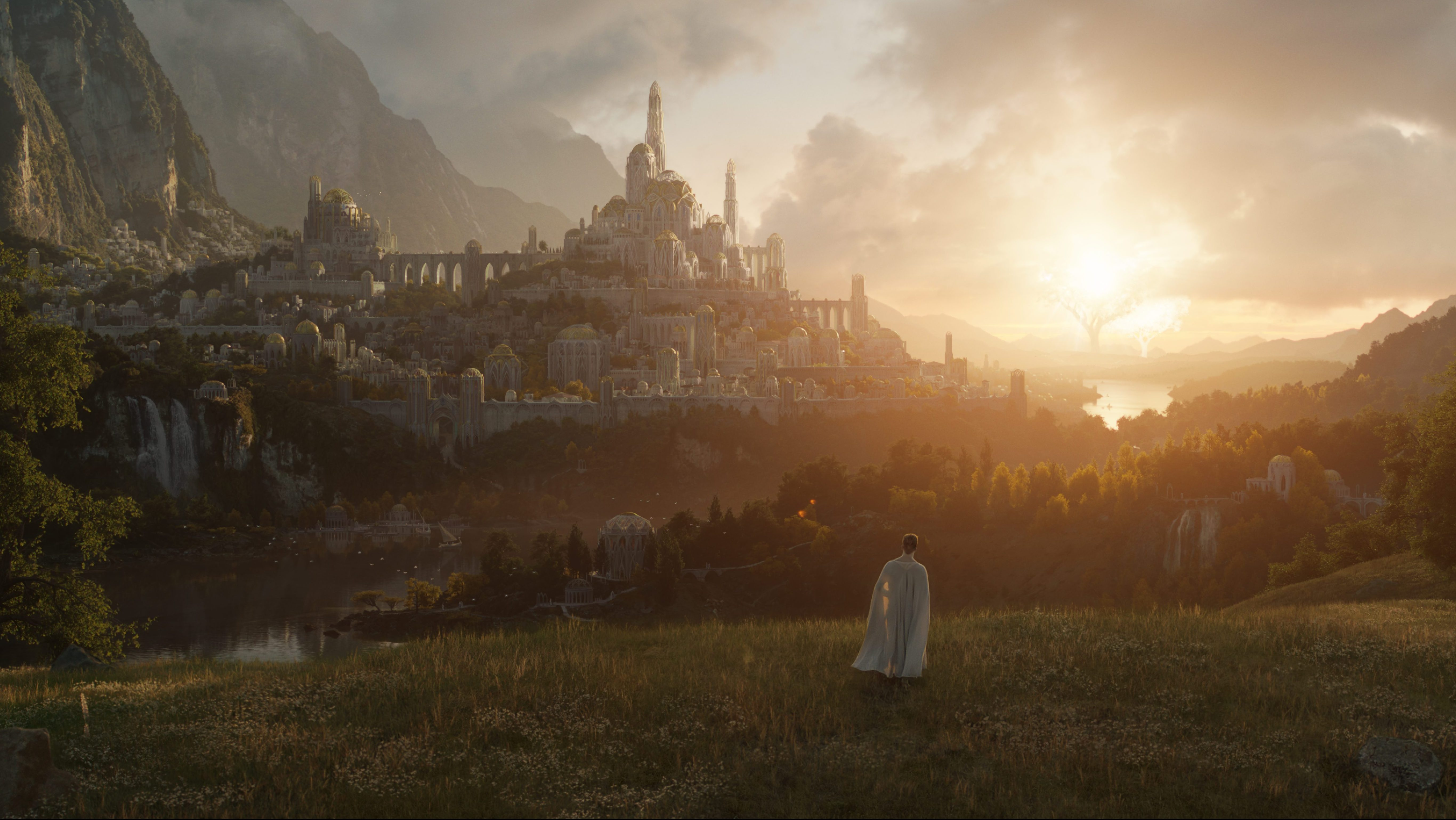 """Oscar-Winning """"Lord of the Rings"""" Film Composer Howard Shore in Talks to Score Amazon's Middle Earth Series"""