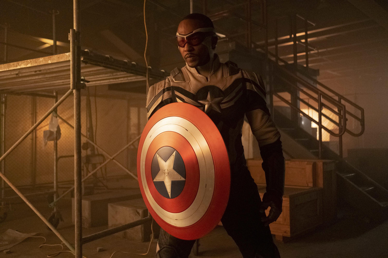 Anthony Mackie Deal To Star In Disney/Marvel's Captain America 4 Film –  Deadline