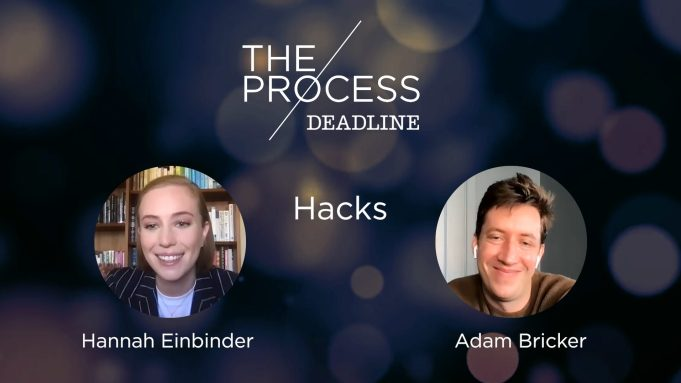 Hannah Einbinder and 'Hacks' DP Adam