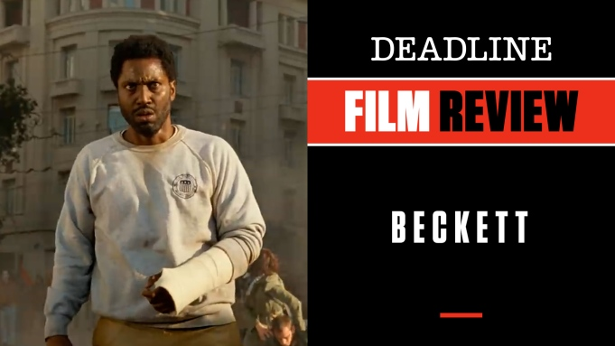 Beckett movie review
