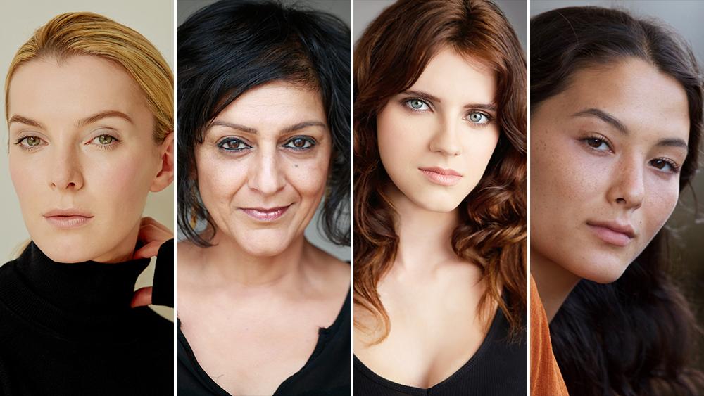 Betty Gilpin, Meera Syal, Fivel Stewart, And Kara Hayward Joins Apple TV+ Anthology Series Roar