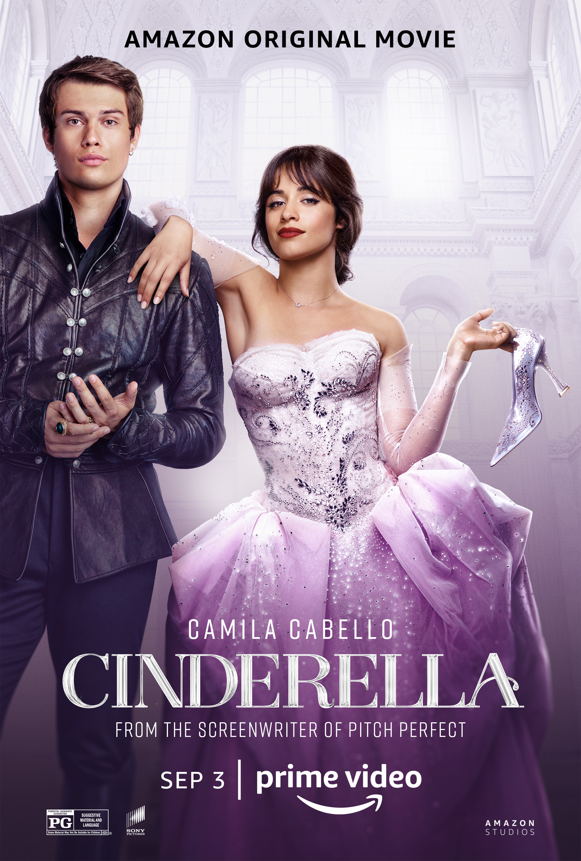 Cinderella' Trailer: Camila Cabello And Billy Porter Add Bling To Classic  Tale – Deadline
