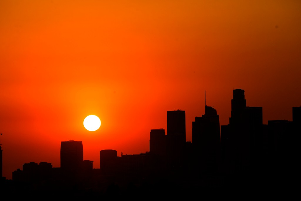 """""""Cases May Have Begun To Level Off,"""" Says Top Los Angeles Health Official; Covid Numbers Rising More Slowly.jpg"""
