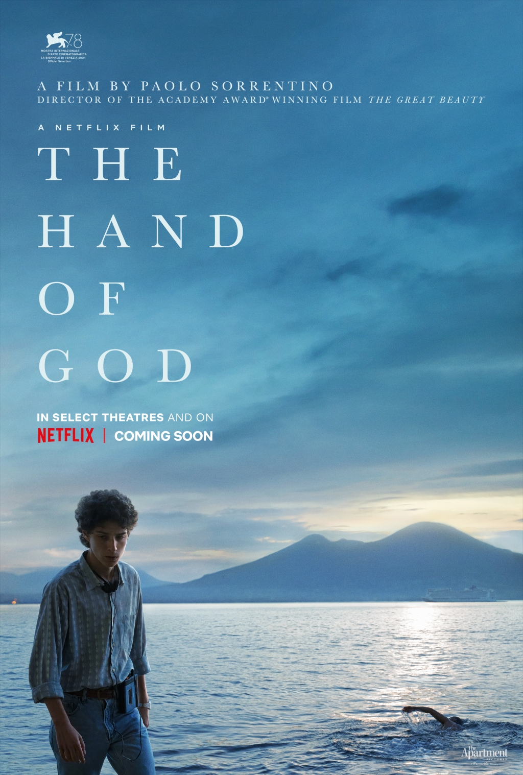 Watch: 'The Hand Of God': Teaser For Paolo Sorrentino's Venice Entry –  Deadline
