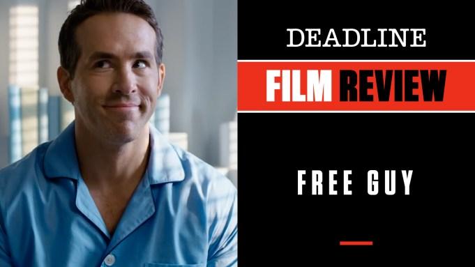 'Free Guy' Review: Ryan Reynolds Is