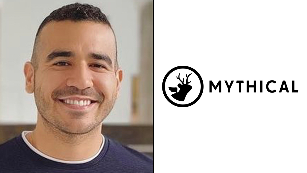 Gabriel Blanco Joins Mythical Entertainment As Vice President Of Production & Operations