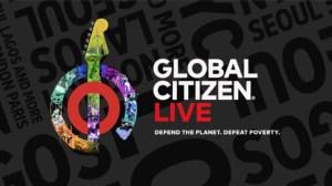 Global Citizen Live concert lineup