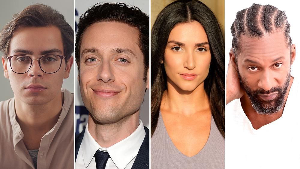 Jake T. Austin, Paulo Costanzo, Iman Karram and Ka'ramuu Kush Board 'Daft State' – News Block
