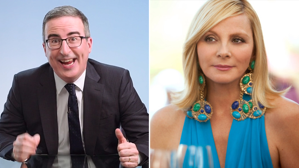And Just Like That 'Sex And The City' Fan John Oliver Reveals He's #TeamSamantha.jpg