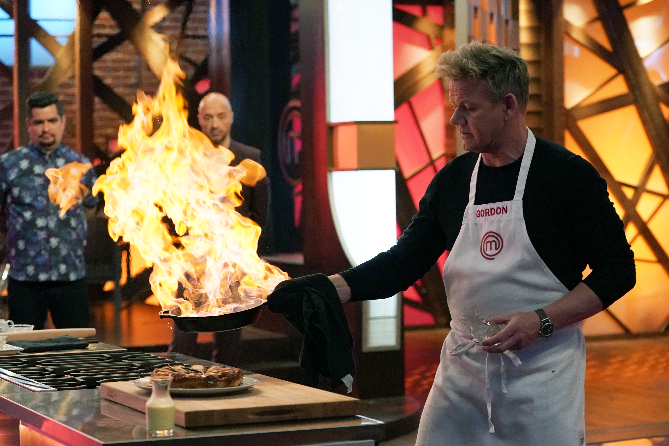 Gordon Ramsay Launches Studio Ramsay Global With Fox Entertainment As Part Of Mega-Overall Deal