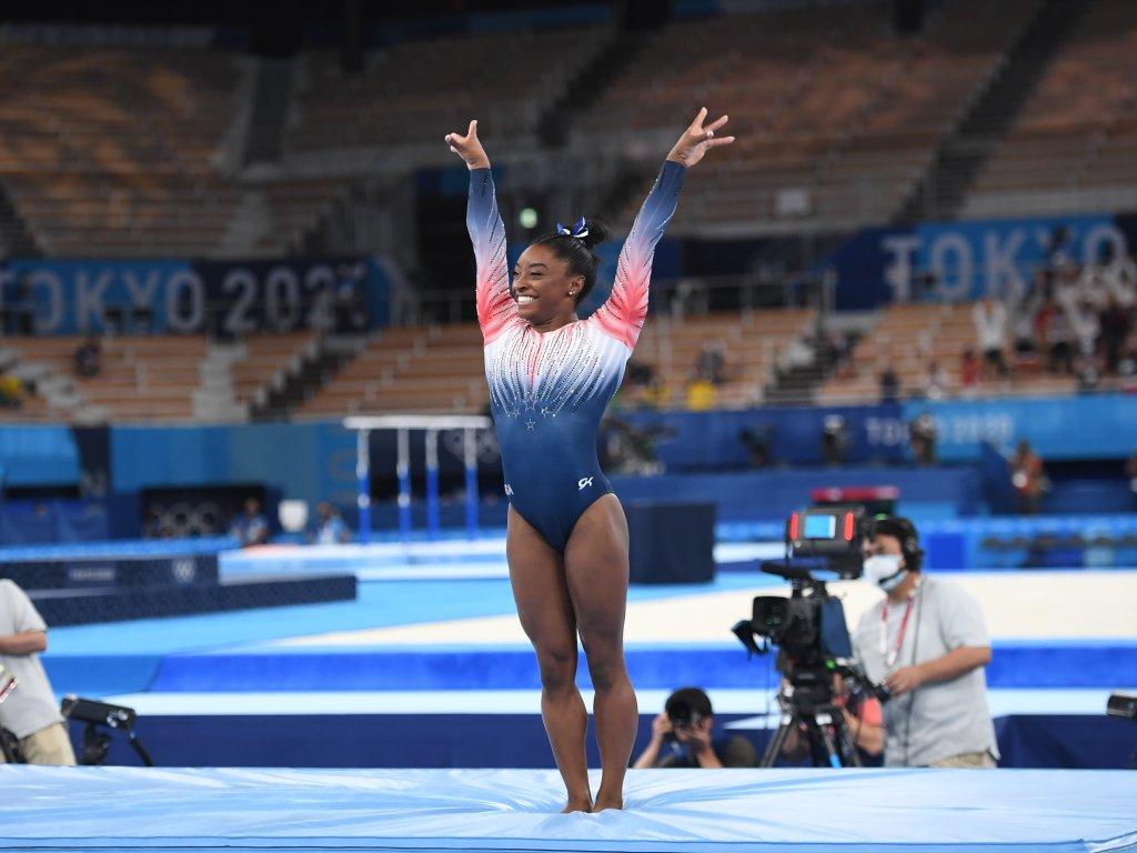 Tokyo Olympics 2020, Simone Biles