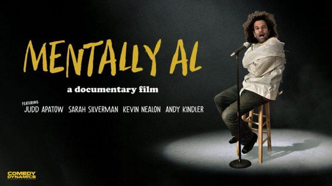 'Mentally Al' poster