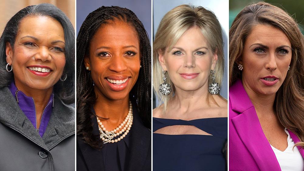 'The View': Condoleezza Rice, Mia Love, Gretchen Carlson & Alyssa Farah To Guest Co-Host.jpg