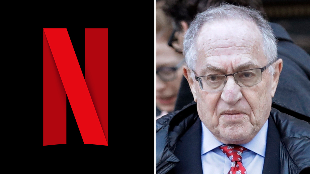 Netflix Countersues Alan Dershowitz Over Jeffrey Epstein Docuseries; 'Reversal Of Fortune' Lawyer Hit Streamer With $80M Defamation Suit In May.jpg