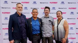 'AIDS Diva' filmmakers at Outfest