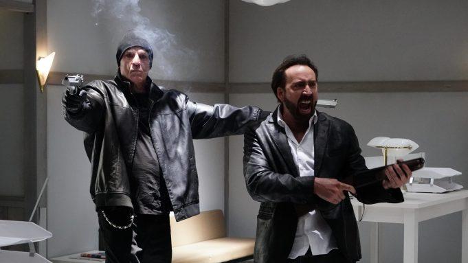 Nicolas Cage in 'Prisoners of the