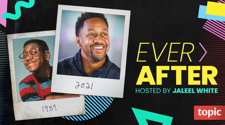 'Ever After With Jaleel White' Podcast Set For TV Adaptation Via Topic & Audio Up