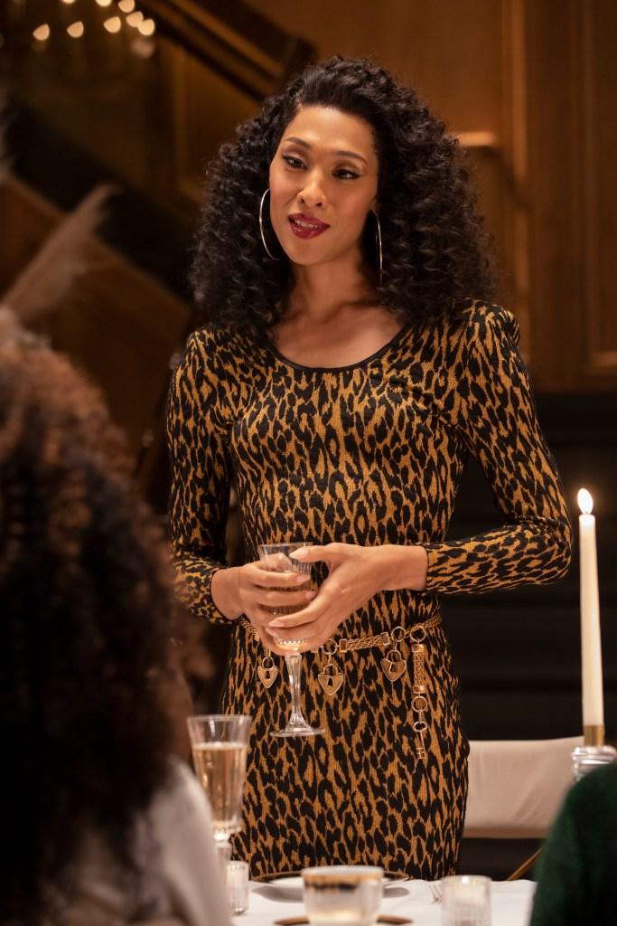 MJ Rodriguez as Blanca Evangelista in 'Pose'