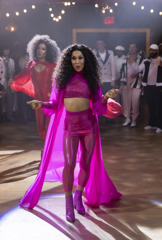 MJ Rodriguez in 'Pose'