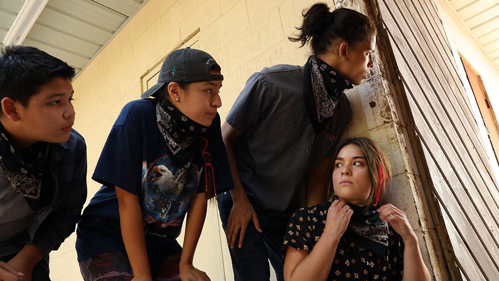 "'Reservation Dogs' Co-Creators Sterlin Harjo & Taika Waititi Talk Using Humor ""To Subvert Expectations"" In Indigenous Representation – TCA"