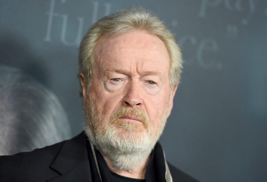 Ridley Scott to Receive Filmmaker Award at Venice Film Festival – News Block