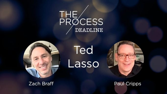 'Ted Lasso' director Zach Braff and