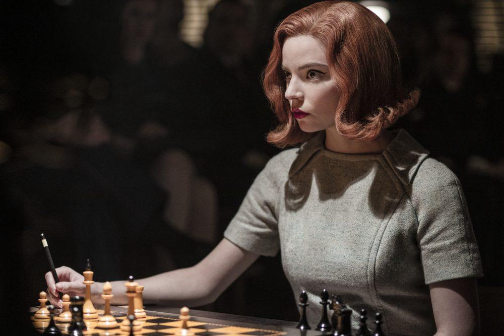 Anya Taylor-Joy in 'The Queen's Gambit