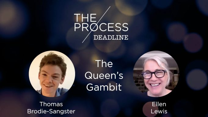 'The Queen's Gambit' actor Thomas Brodie-Sangster