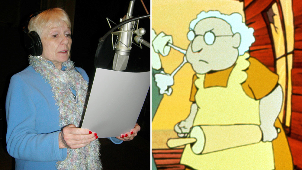 Thea White Dies: Voice Of Muriel Bagge On 'Courage The Cowardly Dog' Was 81