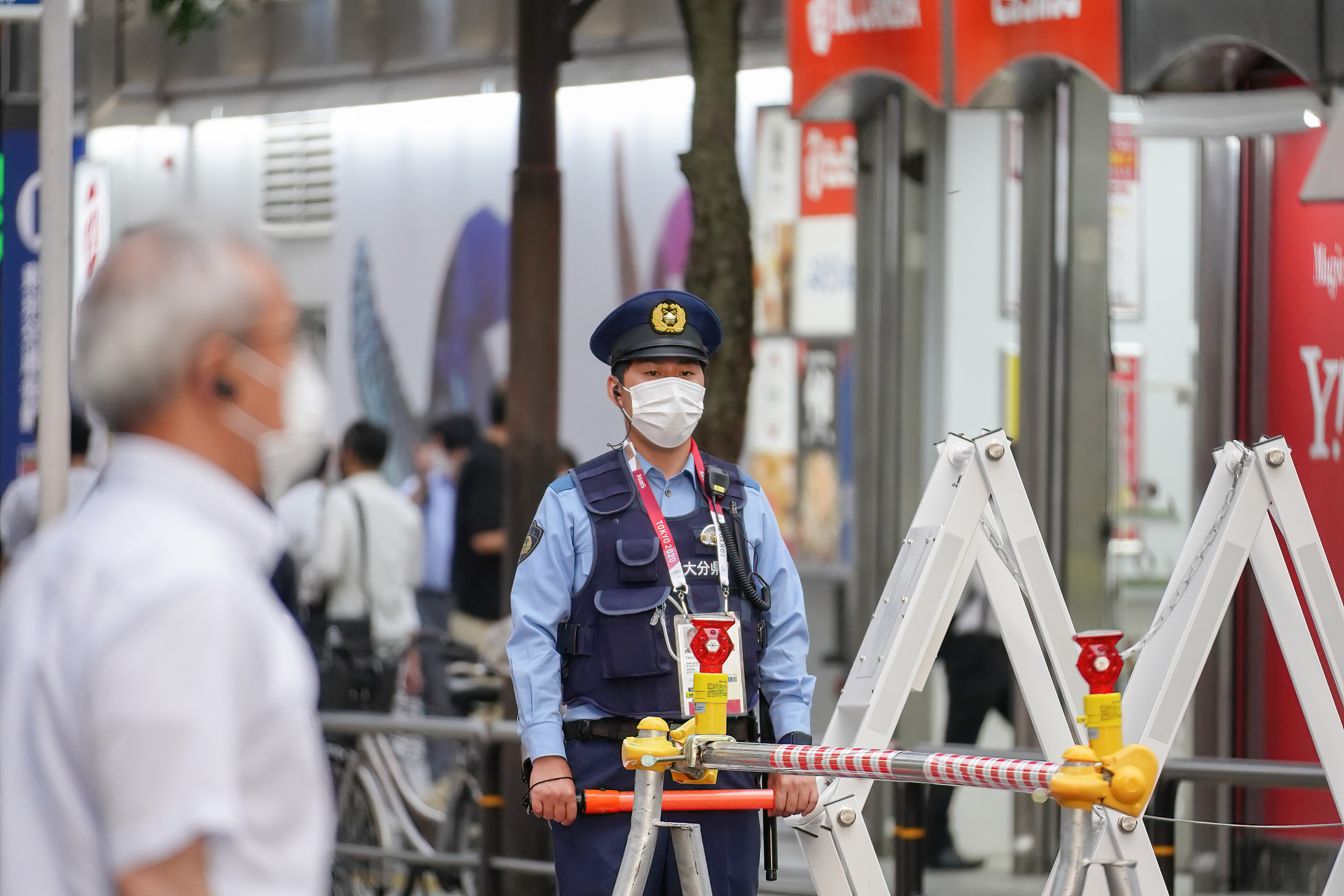 Tokyo Olympics Shaken But Not Stirred By 5.8 Earthquake & Aftershocks