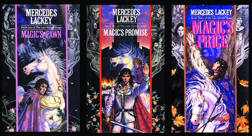 'Valdemar Universe' Fantasy Book Series In The Works For TV From Kit Williamson, Brittany Cavallaro & Radar Pictures.jpg