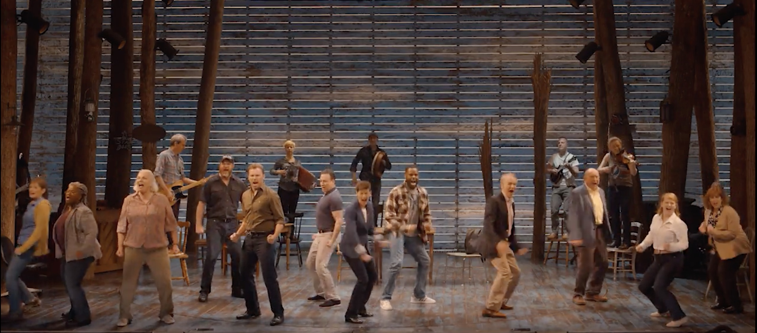 'Come From Away' Film Adaptation Gets Apple TV+ Premiere Date On Eve Of 9/11