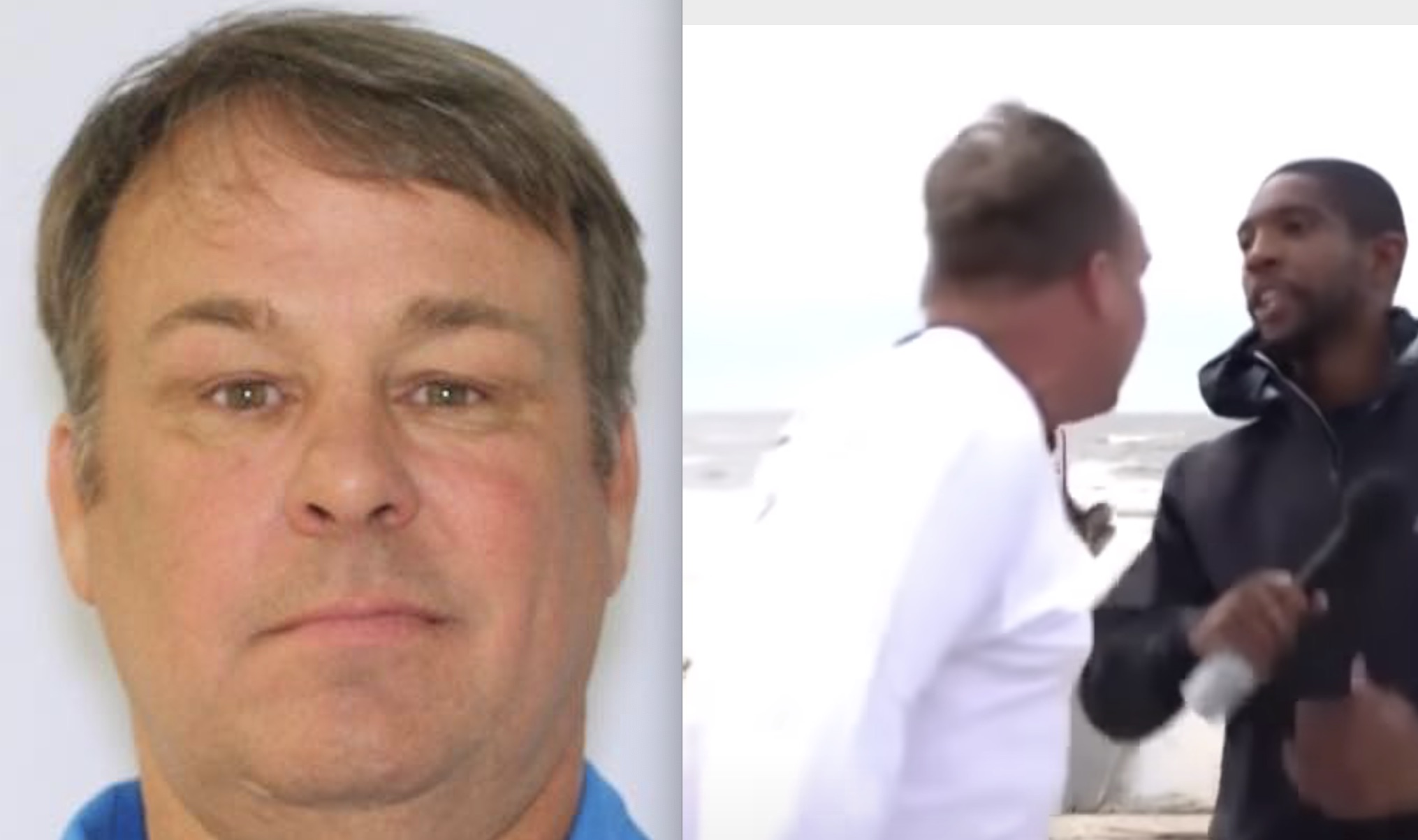 Man Who Accosted NBC Reporter During Hurricane Ida Coverage in Mississippi is Arrested
