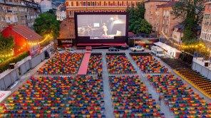 Sarajevo Open Air Cinema