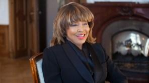 Tina Turner in the documentary 'Tina'