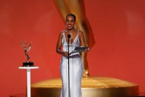 Kerry Washington The 73rd Emmy Awards