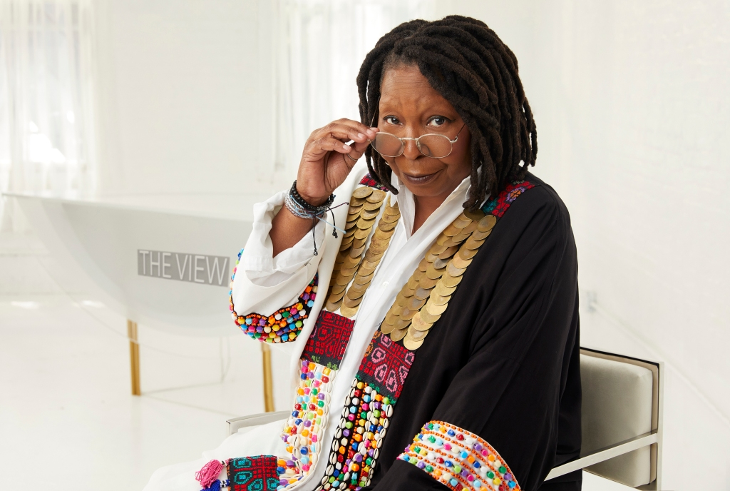 Whoopi Goldberg To Remain On 'The View' After Striking New Deal - Deadline