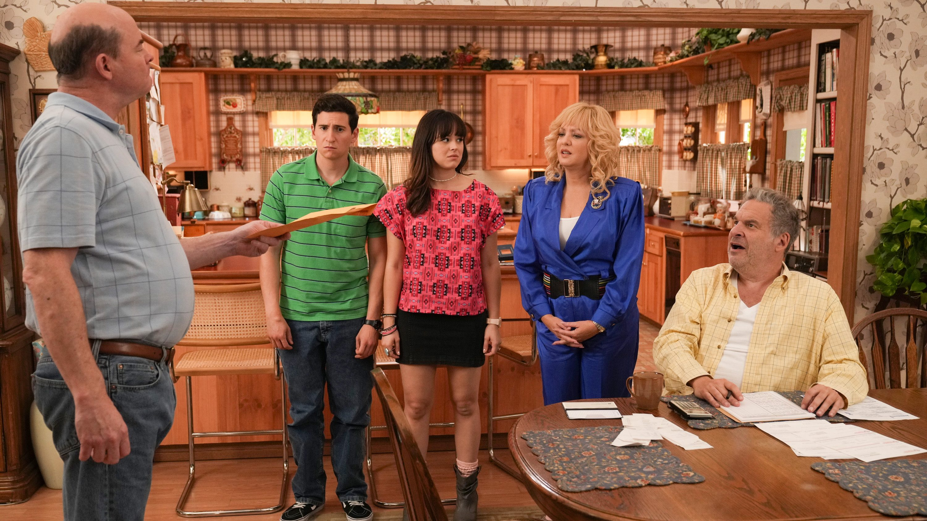 'The Goldbergs' Season 9 Premiere: Family Quests After Pops' Favorite Spot In George Segal Tribute