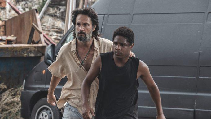Rodrigo Santoro and Christian Malheiros in