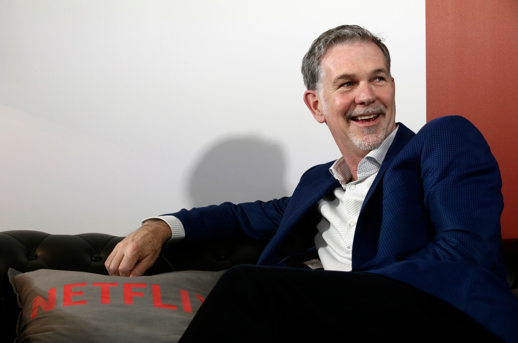 """Reed Hastings Confirms Netflix Is Using """"The Most Advanced Production Technology In The World"""" On German Series '1899'"""