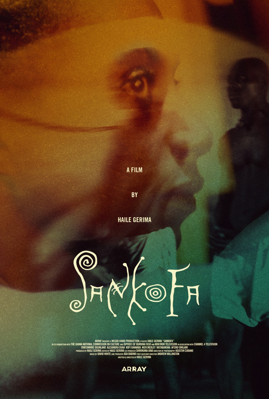 'Sankofa' poster