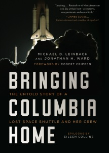 'Bringing Columbia Home: The Untold Story of a Lost Space Shuttle and Her Crew'