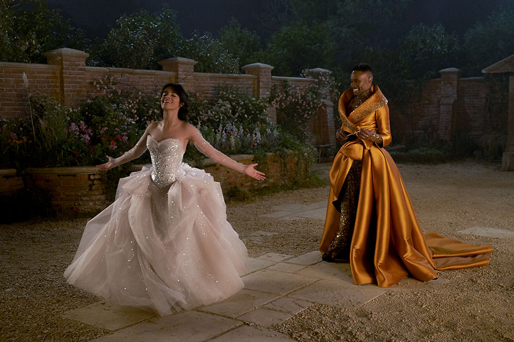 Cinderella: Camila Cabello And Billy Porter On The Magic Of Modern Fairytales On Prime Video