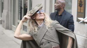 Celine Dion in New York