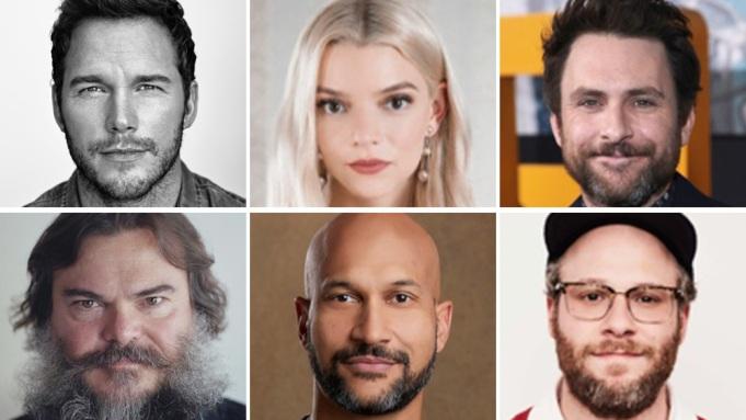 Super Mario Bros. Animated Pic Cast: Chris Pratt, Anya Taylor-Joy & More –  Deadline