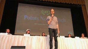 CIFF program director Sean Flynn