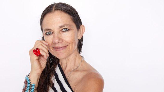 Justine Bateman, director of 'Violet'