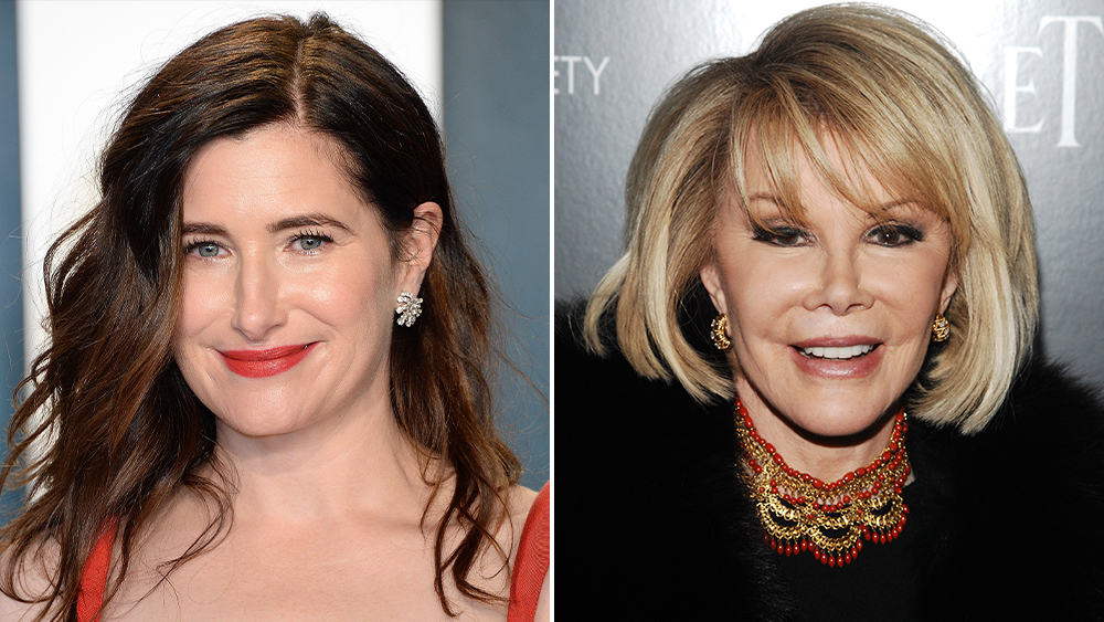 Kathryn Hahn To Star As Joan Rivers In 'The Comeback Girl Limited Series In Development At Showtime; Cosmo Carlson To Write