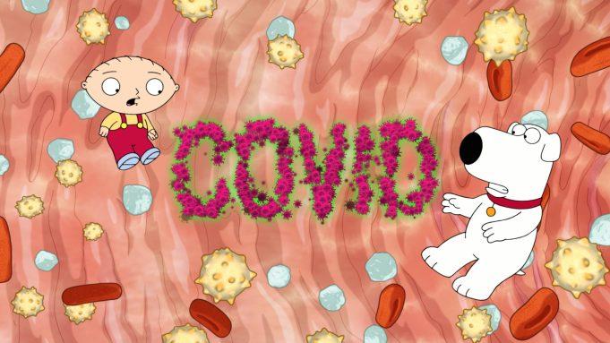 'Family Guy' Vaccine PSA
